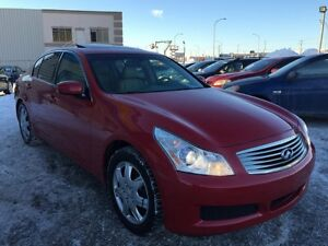 2007 Infiniti Berline G35 Luxury