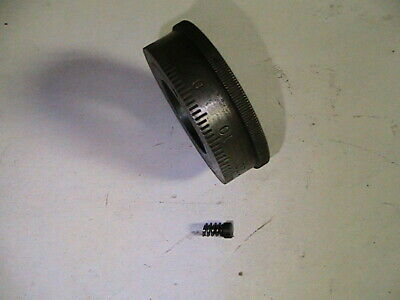 Dv59 Tail Stock Micrometer Dial