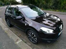 *REDUCED* Nissan Qashqai with long MOT, FSH,HPI clear and £30 a year road tax