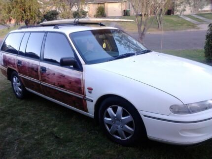 1995 Holden Commodore Wagon Bligh Park Hawkesbury Area Preview