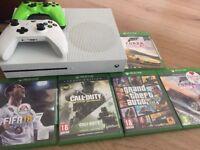 Xbox one s 500gb white