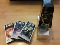 Star wars trilogy special edition videos