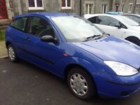 for sale ford focus 1.4 petrol 500 ono