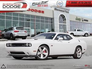 2012 Dodge Challenger SRT8 392| UCONNECT BLUETOOTH| HEATED LEATH