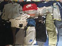Boys clothes 4-5 & 5-6 Zara Riverisland Nike Timberland Next