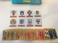 Panini euro 2020 football stickers - 100 random stickers (no duplicates)
