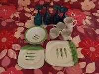 Melamine Dinning Set