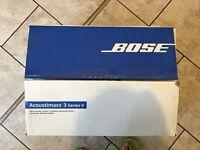 Bose Acoustimass 3 Series V Stereo Speaker System - Black