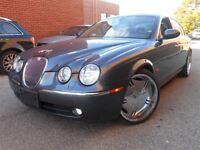 2005 Jaguar S-Type 3.0L, Luxury Rims, Fully Loaded