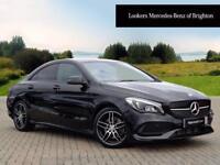 Mercedes-Benz CLA CLA 220 D AMG LINE (black) 2017-02-07
