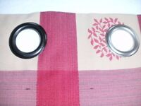 Curtain eyelets for sale.