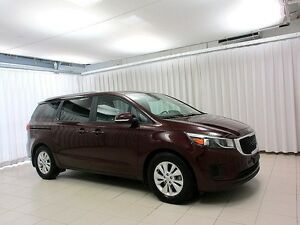 2016 Kia Sedona LX MINIVAN 8PASS w/ BACKUP CAMERA, BLUETOOTH, A/