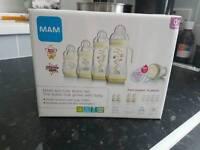 Mam Bottle set