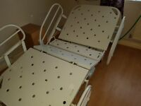 Bed Electric fully adjustable good working order