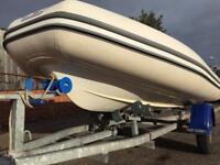 Avon 320 seasport Jet Boat , Dingy, Tender