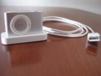 ipod shuffle and docking charger