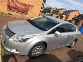 TOYOTA AVENSIS 2011 DIESEL (Great condition)