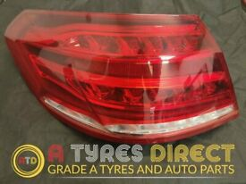 GENUINE MERCEDES BENZ W212 2013-2016 REAR LIGHT LEFT OUTER LED - A2129068702