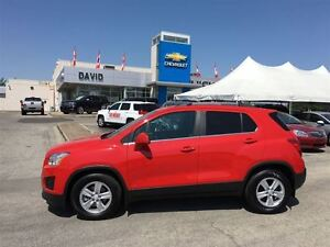 2015 Chevrolet Trax 2LT FWD REAR CAM, ALLOYS, LOCAL TRD.!!