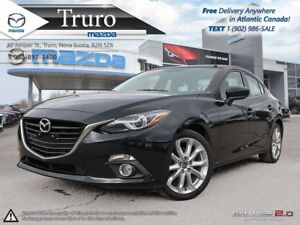 2016 Mazda Mazda3 GT $82/WK TX IN! LEATHER! ROOF! NEW TIRES/BRAK