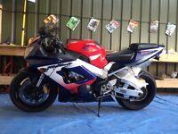 Honda cbr929rr cbr900rr 15k Fire blade FSH