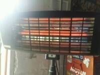 Sealey patio heater