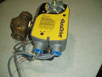 Invensys Dura Drive Proportional W Aux. Switch Valve