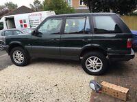 Range Rover p38 se