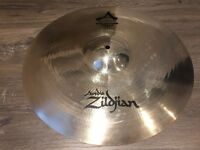 "Zildjian 19"" A Custom Projection Crash Cymbal"