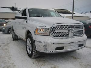 2013 Dodge Ram 1500 Laramie | Leather | Uconnect |