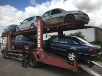 We want any vehicle any age at collect my vehicle