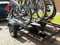 Bike Trailer for Rent