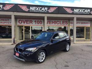 2013 BMW X1 XDRIVE AUT0 AWD LEATHER PREMIUN PKG 92K
