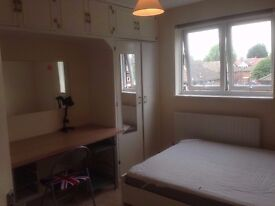 Double Room for a Couple in a Nice House! All Bills Included! 24/05