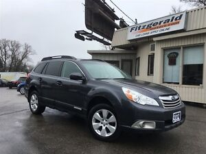 2012 Subaru Outback 2.5i w/Limited - LEATHER! SUNROOF! NAV!