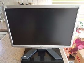 "Acer 19"" LCD Monitor FREE DELIVERY 011"