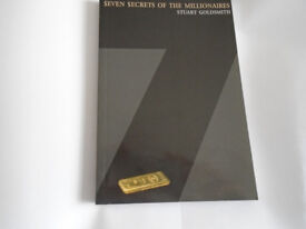 Seven Secrets of the Millionaires...Discover how to improve your chances of becoming a millionaire.