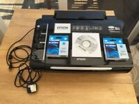 Epson Colour Printer Scanner Photocopier All-in-One