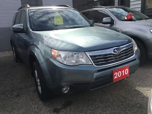 2010 Subaru Forester X Touring | Standard | All Power