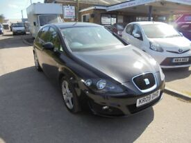 2009 09 seat leon 1.4 tsi sport 6 speed, just in awaiting full valet, 30 + cars in stock.