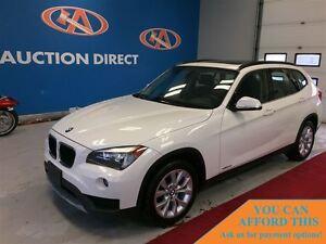 2014 BMW X1 xDrive28i HUGE SUNROOF! AWD! FINANCE NOW!