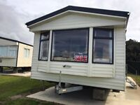 Willerby Rio 2 bedroom static