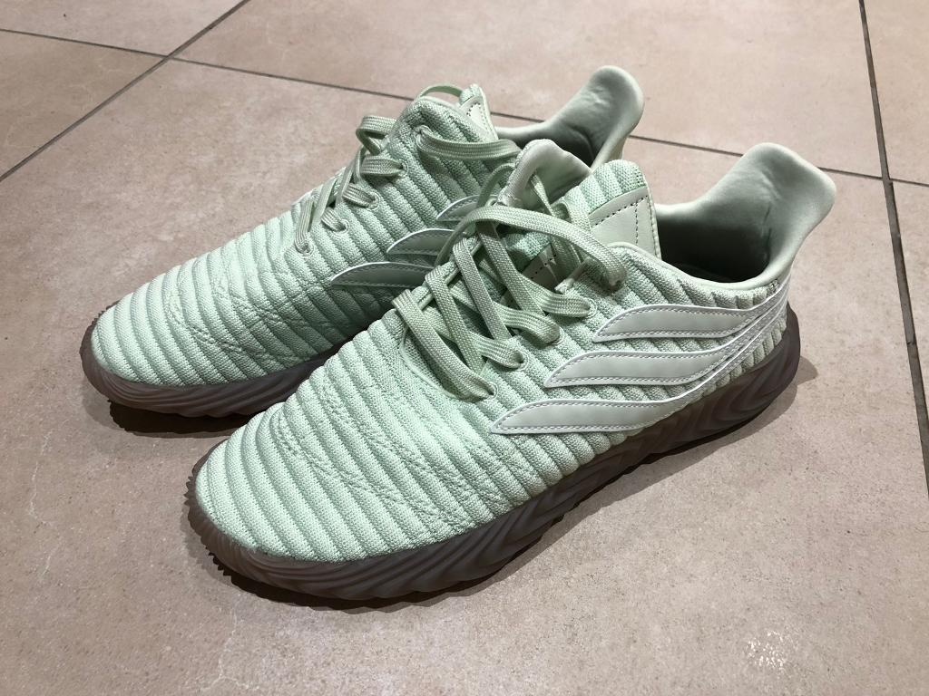 buy online 3298f 094a3 Adidas Sobakov Men s Trainers Size 11