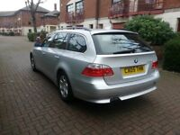 BMW 525d ESTATE 2005 ONLY 85000 MILE ONE (P) OWNER SERVICE HISTORY