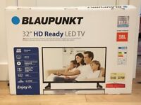 """Blaupunkt 32"""" HD Ready LED TV with Freeview"""