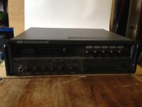 JPS2400, 240 WATT,5 CHANNEL MIXING AMP, WITH BUILT IN AM/FM TUNER