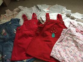 Baby Girl Clothes bundle 0-3, 3-6 months