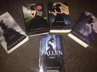 Full series of books.