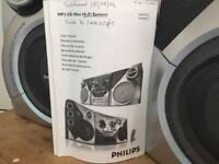 MP3 Mini hi-fi systemMp3mini