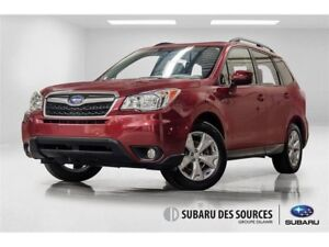 2014 Subaru Forester 2.5i Touring Bluetooth, Toit, Camera!